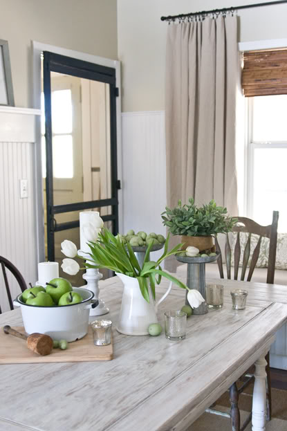 how to get very light white washed look on wood