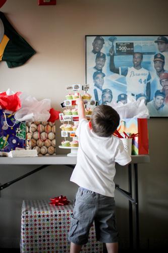 Sam's 4th Birthday Party-19