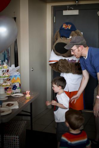 Sam's 4th Birthday Party-24