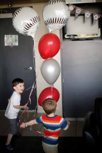 Sam's 4th Birthday Party-36